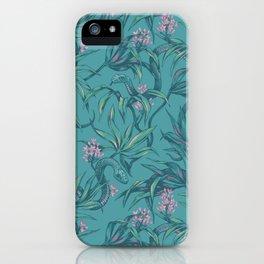 Mamba! in pastel tones iPhone Case