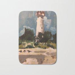 Cape May Lighthouse Bath Mat