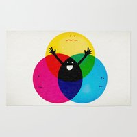 child Area & Throw Rugs featuring Nobody's child by Robert Farkas