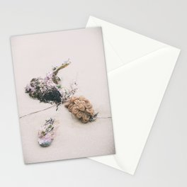 Pink Seaweed Stationery Cards