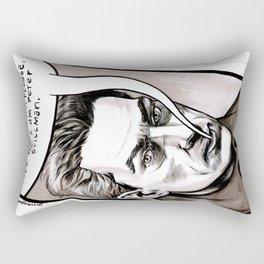 Peter Stillman Rectangular Pillow