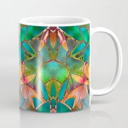 Floral Fractal Art G23 Coffee Mug