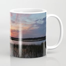 Sunset And Reflections 2 Coffee Mug