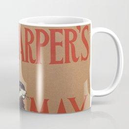 Harper's May 1898 Coffee Mug