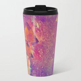 SPACE PYRAMIDS Travel Mug
