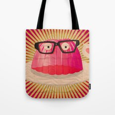 Disguise In Love With You Tote Bag