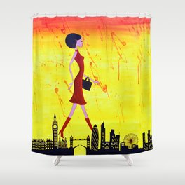 Naturally Extraordinary Shower Curtain