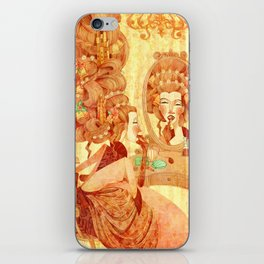 All the bells and whistles iPhone Skin