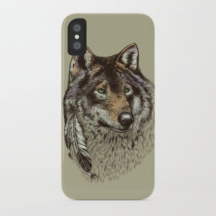 Wolfen iPhone Case