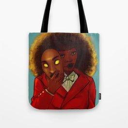 Stranger Lovelace Tote Bag