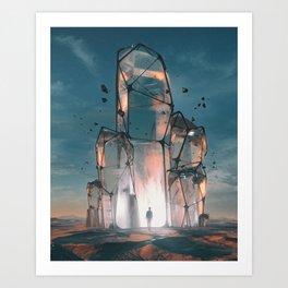 METALTONIUM (everyday 06.09.18) Art Print