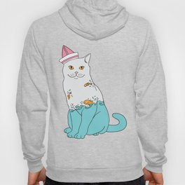Inside Kitty Hoody