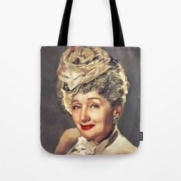 Hedda Hopper, Actress and Author Tote Bag