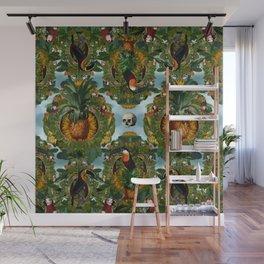 Tropical III Wall Mural