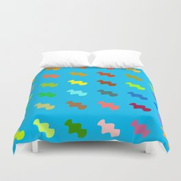 colful pattern 3 Duvet Cover