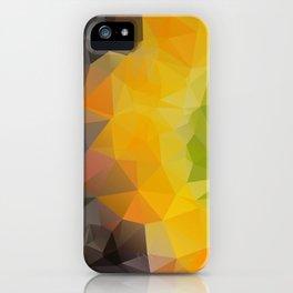 Cactus art iPhone Case