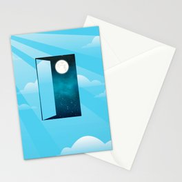 Knocking on heaven's door Stationery Cards