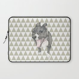 The little dog laughed. Laptop Sleeve