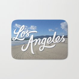 Los Angeles Bath Mat
