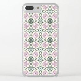 The Secret Garden Clear iPhone Case