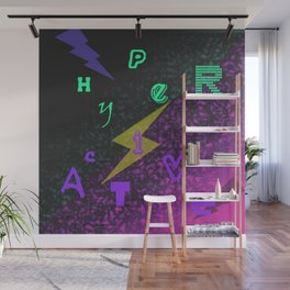 Attentiondeficithyperactivity.. Wall Mural