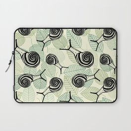 Snails Laptop Sleeve
