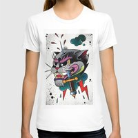 panther T-shirts featuring Panther by fishero