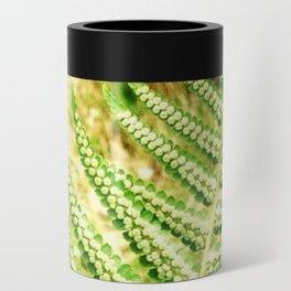 Green Fern Can Cooler