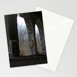 Ironton Trail Arched Doorways Stationery Cards