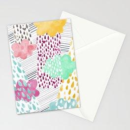 It's raining Love! Stationery Cards