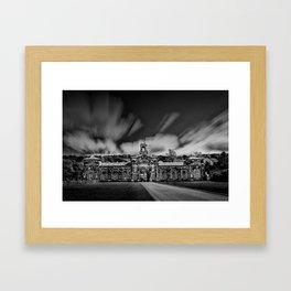 Chatsworth stables Framed Art Print