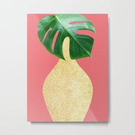 Tropical plants XIV Metal Print