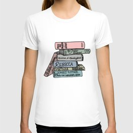 Favorite Books - In Color T-shirt