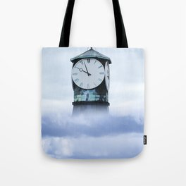 It is almost time Tote Bag