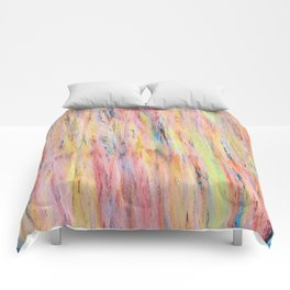 Color gradient and texture 42 Comforters