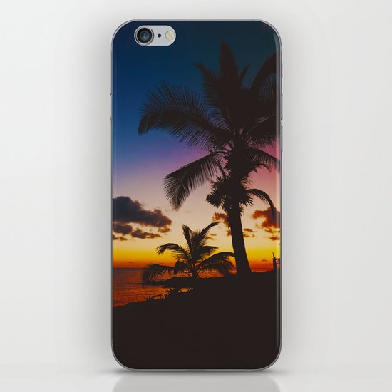 Palm Spring iPhone Skin