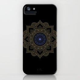 Mandala Oriental iPhone Case