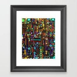 :: Chi-Town :: Framed Art Print