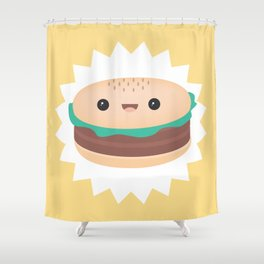 Happy Meal Shower Curtain