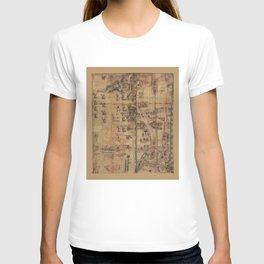 The Codex Quetzalecatzin (1591) T-shirt