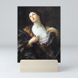Guido Reni - The Death of Cleopatra Mini Art Print