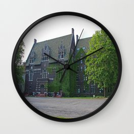 Old West End Mary Manse College Auditorium aka Lois Nelson Theater II Wall Clock