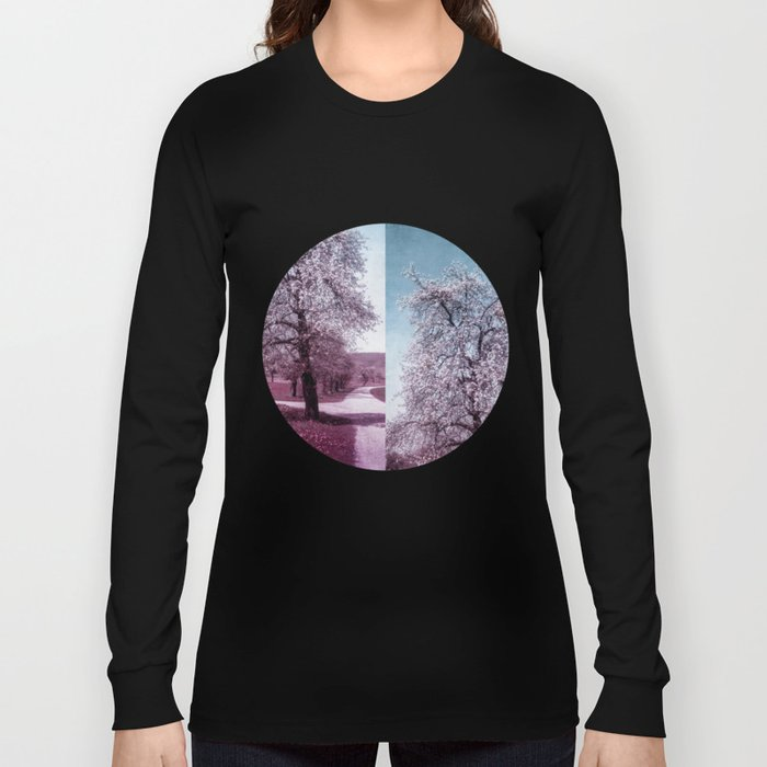 BLOOMING TIME Long Sleeve T-shirt
