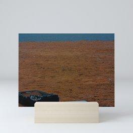 Sand & Beach Mini Art Print