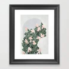 She's Changing Framed Art Print