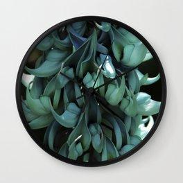 azul 1 Wall Clock