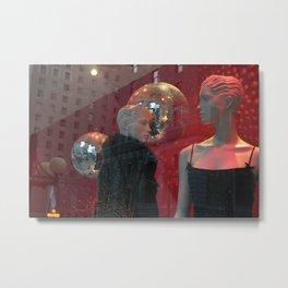 Mirrorball VI. Metal Print