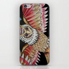 night watchman iPhone & iPod Skin
