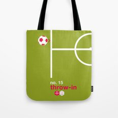 Throw-in (No.15) Tote Bag