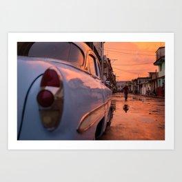 Havana, Cuba. Art Print